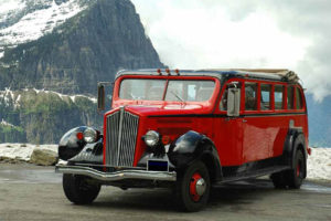 canada-1930s-red-jammer-touring-car
