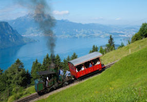 Cog Railway Switzerland