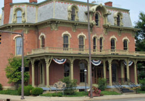 Saxton House, 331 Market Ave S, Canton, OH